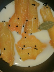 Poaching Smoked Haddock