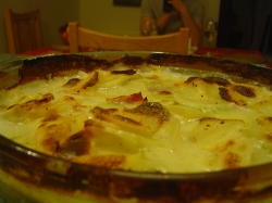 Ham & Leek Hot-Pot