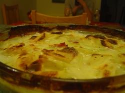 Ham & Leek Hot-Pot