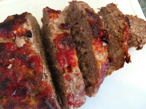 Sliced Meatloaf